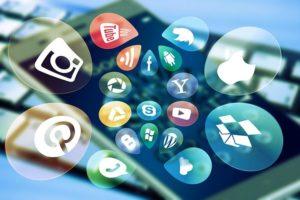 social media, social media apps